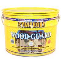 Антисептик SYMPHONY Wood Guard кроющий антисептик VC 1/0.9л