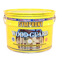 Антисептик SYMPHONY Wood Guard кроющий антисептик VC 3/2.7л