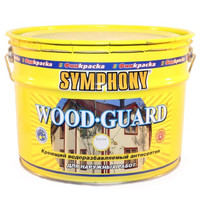 Антисептик SYMPHONY Wood Guard кроющий антисептик VVA 1/0.9л